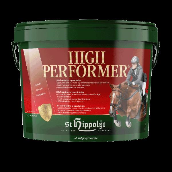 St. Hippolyt High Performer