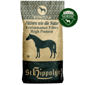 St. Hippolyt Performance Fiber High Protein