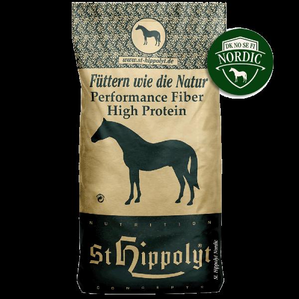 St. Hippolyt Performance Fiber High Protein