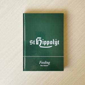St. Hippolyt Notesbog
